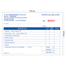 receipt template rent and cash forms business invoice receipt book template rent and