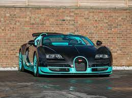 The grand sport vitesse is the fastest and most powerful production roadster in the world. 2014 Used Bugatti Veyron 16 4 Grand Sport Vitesse Tiffany Blue