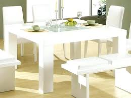 dining chair elegant white high gloss table 6 chairs awesome sets atlanta 120cm with 4 stackable