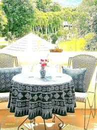 round outdoor tablecloth with umbrella hole round outdoor tablecloths fitted tablecloth with umbrella hole best beautiful