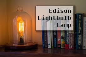 edison table lamp vintage home lighting. Edison Table Lamp Vintage Home Lighting D