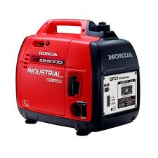 Honda Industrial 2 000 Watt Gasoline Inverter Generator with GFCI