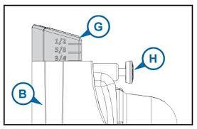 How To Set Your Kreg Jig Drill Guide Kreg Tool Company