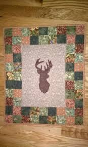 64 best Wildlife/Camo/Hunting/Outdoors Quilt images on Pinterest ... & Looking for quilting project inspiration? Check out Autumn Deer Quilt by  member Gabisew. Adamdwight.com