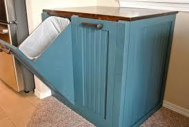 Kitchen Cabinet Garbage Can Tips Restaurant Trash Can Cabinet Garbage Can Cabinet Trash