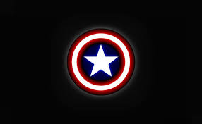 view original size captain america shield wallpaper