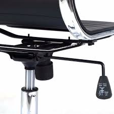 eames style office chairs. Eames Style Executive Leather High Back Gaming / Office Chair - Racer Chairs