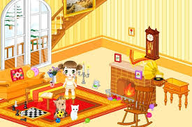 doll house living room decorations game decorating games games