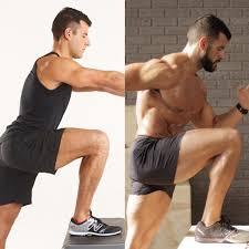 building bigger stronger legs