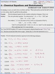 balancing chemical equations worksheet 1 fronteirastral com