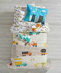 Kids Construction Quilt - Kids Construction Bedding & Kids Construction Bedding Adamdwight.com