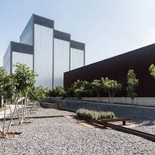 architecture building design. Interesting Building Corn Factory In Mexico By Atelier Ars Includes Memorial Garden For  Facilityu0027s Founder For Architecture Building Design