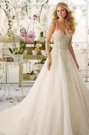 spaghetti straps wedding dress trends preowned wedding dresses