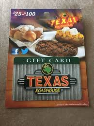 50 texas roadhouse gift card 1 of 1 see more