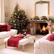 Xmas Living Room Home Decoration Simple And Cheap Living Room Christmas