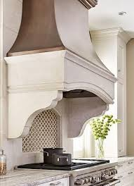 ... 40 Kitchen Vent Range Hood Design Ideas_08 ...
