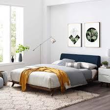 Amazon.com: Modway Luella Mid-Century Modern Upholstered Fabric ...