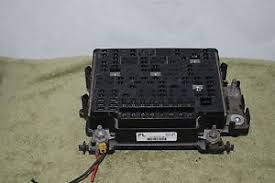1999 2000 chevrolet tahoe fuse box relay module oem 2 14 image is loading 1999 2000 chevrolet tahoe fuse box relay module