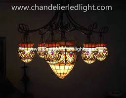 turkish moroccan russian mosaic hanging lamp pendant lantern lighting traditional style