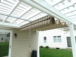 retractable pergola canopy. Pergola Canopy Kit Medium Size Of Retractable Steel With . F