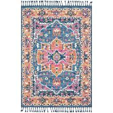 teal and orange rug peregrine vintage fl teal orange area rug teal orange rug teal and orange rug