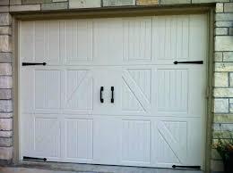 garage door decorative hardware no arches windows crown magnetic