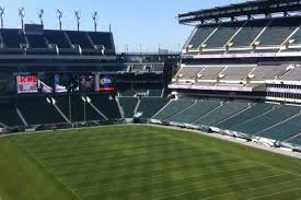 Revitalized Lincoln Financial Field Features Highest