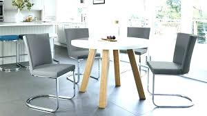 halo dining table grey round dining table grey round dining table chairs and white gloss oak