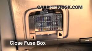 interior fuse box location 2000 2004 ford focus 2000 ford focus interior fuse box location 2000 2004 ford focus 2000 ford focus se 2 0l 4 cyl sedan