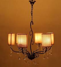 antique bronze finish chandelier