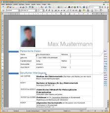 7 Lebenslauf Muster Word Reimbursement Format