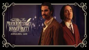 edgar allan poe s murder mystery dinner party ch annabel lee edgar allan poe s murder mystery dinner party ch 10 annabel lee