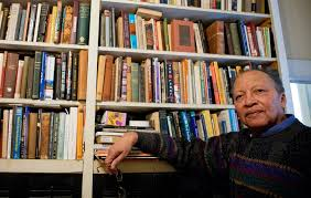 walter dean myers ambassador for young people s literature the ldquoi think that what we need to do is say reading is going to really affect your life rdquo walter dean myers said credit juan arredondo for the new york times