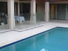 full frameless pool fencing 2