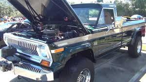 Rare J4000 4WD Jeep Pickup Truck - YouTube