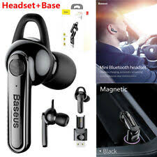 <b>BASEUS Black</b> Cell Phone Headsets for sale | eBay