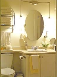 French 19th Century Oval Mirror Contemporary Oval Bathroom Mirrors