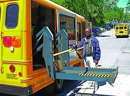 wheelchair lift bus. Delighful Lift Photo By Sam Brown On Wheelchair Lift Bus