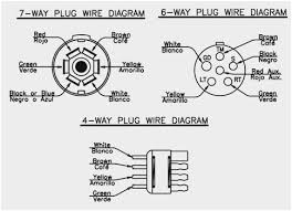 6 way plug wiring diagram awesome how to wire a 4 wire round trailer 6 way plug wiring diagram awesome wiring diagram gooseneck trailer wiring diagram pj dump of 6