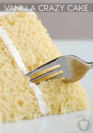 Vanilla Crazy Cake You Can Make With No Eggs Milk Or Butter