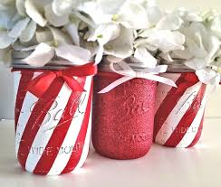 Mason Jars Decorated For Christmas 60 Amazing Mason Jar Christmas Crafts Pink Lover 27