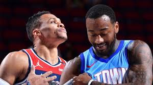 Washington Wizards vs Houston Rockets ...