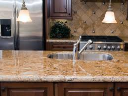 Granite Tile For Kitchen Countertops Granite Vs Quartz Is One Better Than The Other Hgtvs