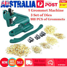 grommet hole punch machine banner eyelet hand press 3 grommets kit leather and tool grommet hole punch