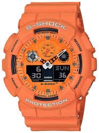 Наручные <b>часы CASIO GA</b>-<b>100RS</b>-<b>4A</b> — купить по выгодной цене ...