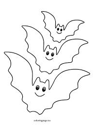 Kleurplaat Vleermuis Halloween Pyssel Halloween Halloween En Spöken