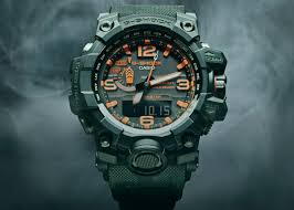 watches mens watches digital watches casio g shock g shock launches fourth maharishi collaboration watch limited edition mudmaster features british bonsai forest camouflage print