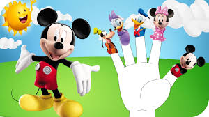 Mickey Mouse Clubhouse Bedroom Mickey Mouse Clubhouse Finger Family Nursery Rhymes Lyrics