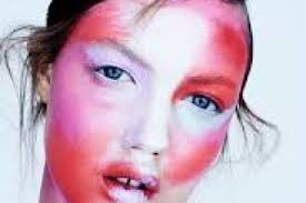 lindsey wixson by henrik bulow for fat magazine makeup hung vanngo celebrity artist nyc makeup cles