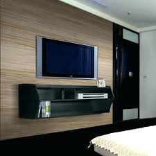 floating tv shelf for wall shelves wall mounted stand wall mount floating media  console storage video